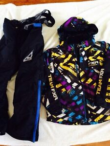 Youth FXR snow suit