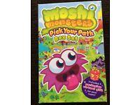 Moshi Monsters Pick your path box set