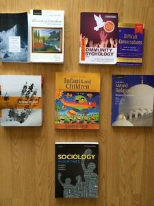 University 1st & 2nd Year Textbooks
