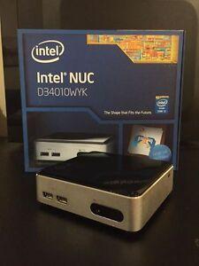 Intel NUC - i3-4010U