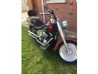 Harley Davidson 1450cc Fat Boy Fuel Injected