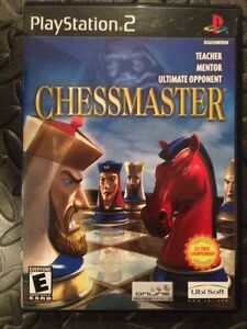 Chessmaster (Sony PlayStation 2, 2003)