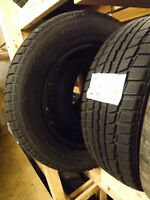 205/60/15 Dunlop Graspic winter tires, $55/tire installed and ba