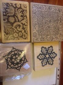 Patterned Stamps