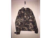 Men's camo jacket Zara