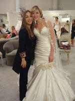 *REDUCED* Pnina Tornia Wedding Gown -  SAY YES TO THE DRESS