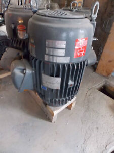 10 hp UNUSED electric inverter motors for sale NOT scrap