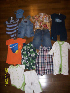 Old Navy Clothing, Boys 6-12 months