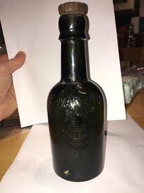 Antique bottle from Swansea