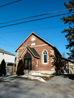 Converted Church, circa 1872, 704 Hillview Rd for Sale!