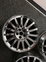 06-09 PT-CRUISER CHROME WHEELS