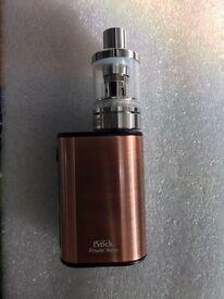 iStick nano pro 40w sub ohm ready to go E-Cig kit Bronze rare colour