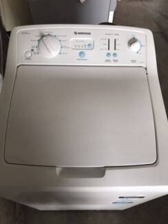 Simpson 8 kg heavy duty washing machine. CAN DELIVER