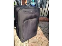 Luggage and hand luggage suitcase
