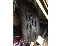 Brand new 185/65R14 tyre