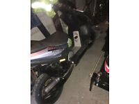 Piaggio NRG 2008 scooter