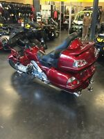 2010 Honda Gold Wing Audio / Comfort / Navi / XM / ABS
