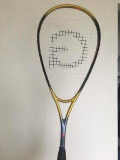 Grays Vampire G-Force Squash Racket 9/10