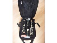 John Packer JP121 Starter Clarinet with Case