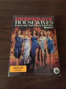 Coffret DVD Desperate Housewives saison 4