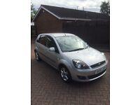 2006/56 Ford Fiesta 5 Door 60k 12 Months MOT £1595