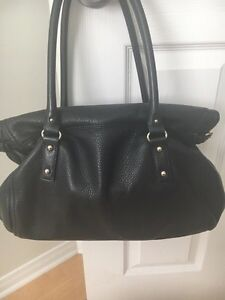 Pre-Owned Kate Spade Black Leather Bag West Island Greater Montréal image 5