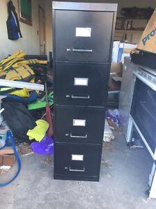 4 Drawer Filing Cabinet  Regina Regina Area image 1
