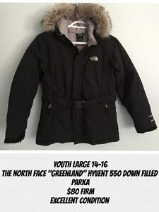 The North Face Youth Large 14-16