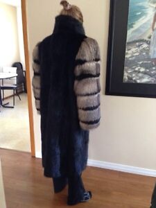 Fur coat and fur hat for SALE - $1000