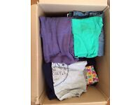 Box of All Seasons Clothes Size 12-14