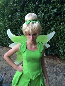 Tinkerbell cosplay costume - Custom made