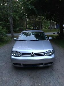 2001 Volkswagen GTI Coupe (2 door)