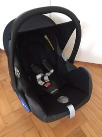 Maxi Cosi Cabriofix car seat. FREE delivery within 10 mile radius of NG8