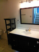 Beautiful renovated 2 bedroom unit in Bowness for July