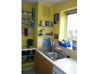 Small sunny room
