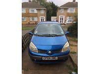 Renault Scenic 1.4 diesel £400 Ono