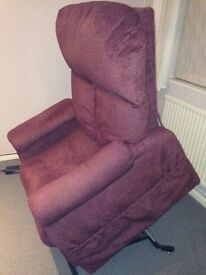 Rise and Recline chair Pride electric LC101