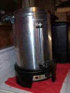Large Coffee Maker -- Firm Price --