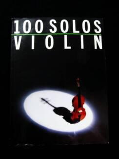 Violin: 100 Solos - Robin De Smet