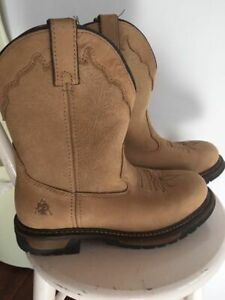 FOR SALE: TWO PAIR OF LADIES BOOTS.