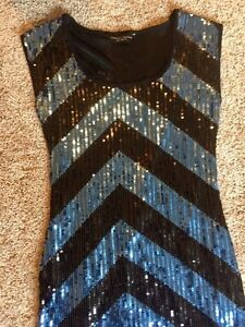 Sequin Dorothy Perkins dress straight from London  Strathcona County Edmonton Area image 2