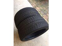 Winter tyres Vredestein. 265 35 18.