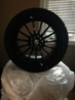 Rim & Tires Package for Sale...BRAND NEW!!!!!