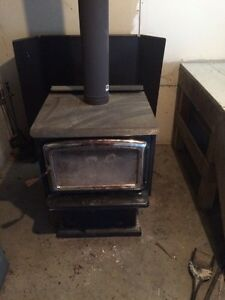 Pacific western wood stove Kawartha Lakes Peterborough Area image 3