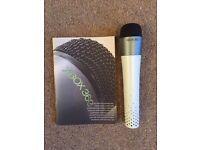 Xbox360 wireless microphone