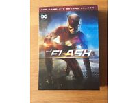 The Flash DVD (complete 2nd series)