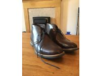 Next Men's Leather Boots (Size 9 - Never Worn)