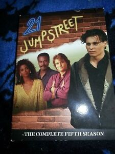 The Complete Fifth Season of 21 Jump street