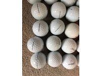 104 Titleist Pro V1/V1x golf balls