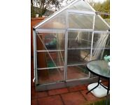 6ft by 6ft greenhouse